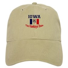 Iowa Hawkeye Baseball Cap