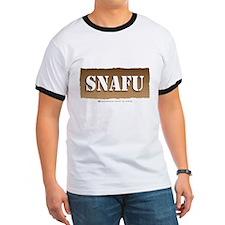 10 x10  SNAFU T-Shirt