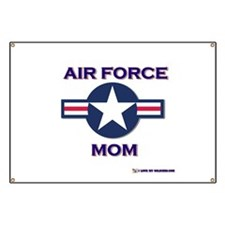 air force mom Banner