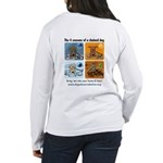 4 Seasons of Chained Dog Women's Long Sleeve T-Shi