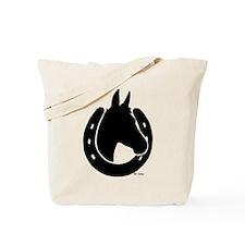 Mule Shoe Tote Bag