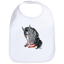 Pirate Horse Bib