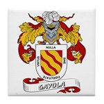 Gayola Coat of Arms Tile Coaster