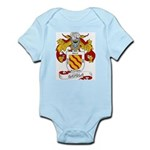 Gayola Coat of Arms Infant Creeper