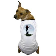 St Augustine Lighthouse Dog T-Shirt
