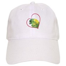 YN Amazon Heart Line Baseball Cap