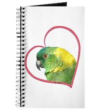 YN Amazon Heart Line Journal