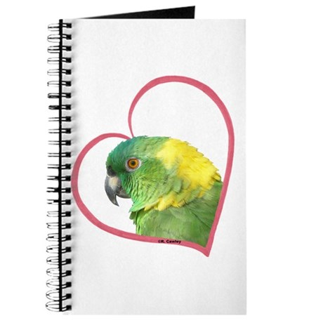 YN Amazon Heart Line Journal