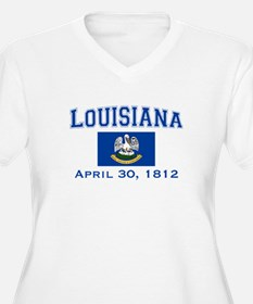 Louisiana State Flag T-Shirt