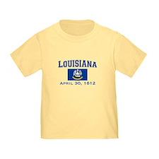 Louisiana State Flag T