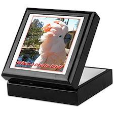 Pretty Bird Keepsake Box