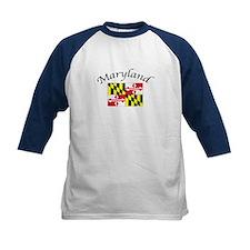Maryland State Flag Tee