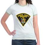 Monroe County Sheriff Jr. Ringer T-Shirt