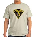 Monroe County Sheriff Light T-Shirt