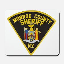 Monroe County Sheriff Mousepad