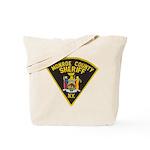 Monroe County Sheriff Tote Bag