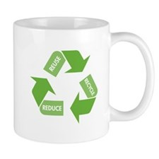 Recycle Reuse Reduce Mug
