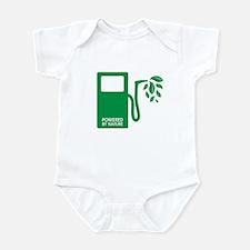 Biofuel Ethanol Green Infant Bodysuit