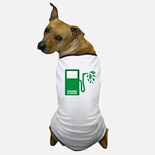 Biofuel Ethanol Green Dog T-Shirt