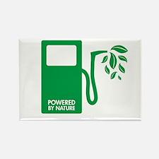 Biofuel Ethanol Green Rectangle Magnet