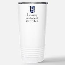 Easily satisfied Travel Mug