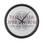 Thrasher Large Wall Clock