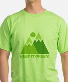 Keep It Green Recycle T-Shirt