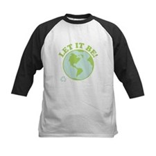 Let It Be Green Recycle Tee