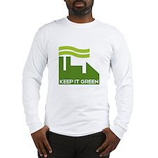 Keep It Green Long Sleeve T-Shirt