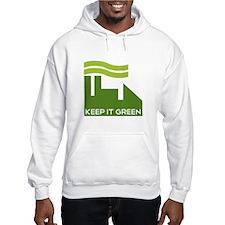 Keep It Green Hoodie