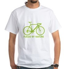 Bike Bicycle Green Shirt