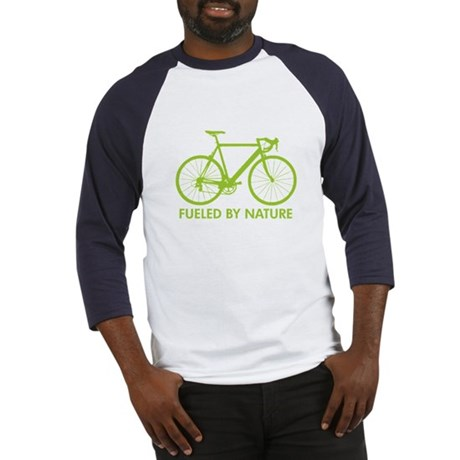Bike Bicycle Green Baseball Jersey