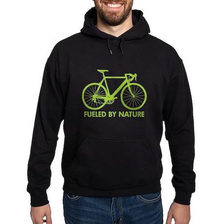 Bike Bicycle Green Hoodie (dark)