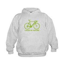 Bike Bicycle Green Hoodie