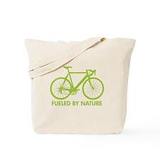 Bike Bicycle Green Tote Bag