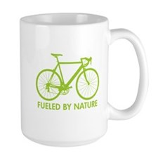 Bike Bicycle Green Mug