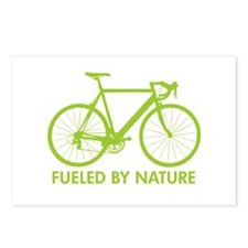 Bike Bicycle Green Postcards (Package of 8)