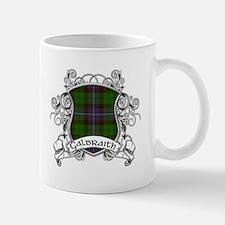 Galbraith Tartan Shield Mug