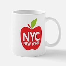 Big Apple Green NYC Mug