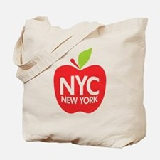Big Apple Green NYC Tote Bag