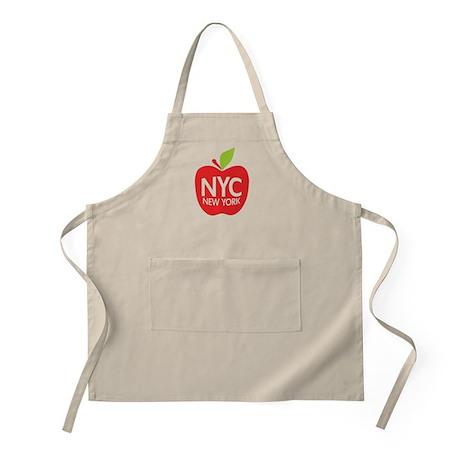 Big Apple Green NYC BBQ Apron