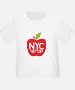 Big Apple Green NYC T