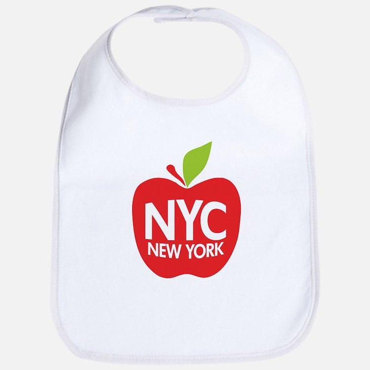 Big Apple Green NYC Bib