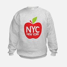 Big Apple Green NYC Sweatshirt