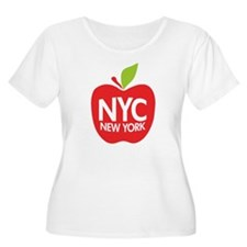 Big Apple Green NYC T-Shirt