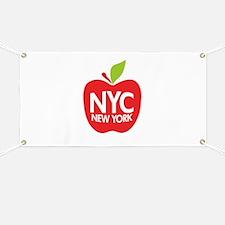 Big Apple Green NYC Banner