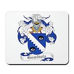 Guardiola Coat of Arms Mousepad