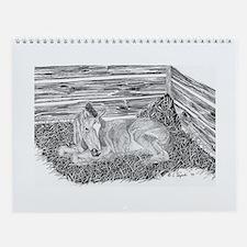 Newborn Wall Calendar