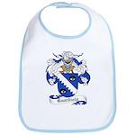 Guardiola Coat of Arms Bib