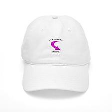 Bo-Sir-On, pink Baseball Cap